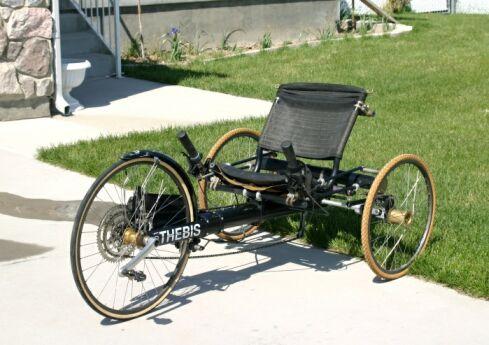 The bicycle wheel jobst brandt